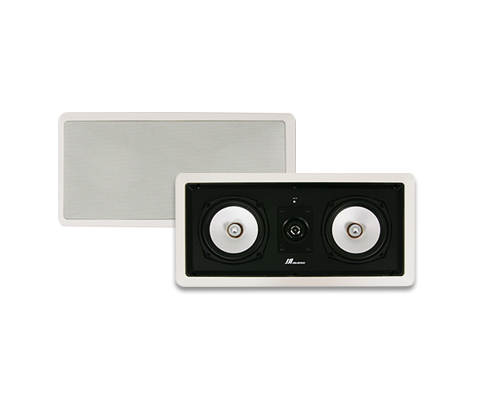 "JA Audio - 5 1/4"" IN-WALL LCR Center Channel Loudspeaker"